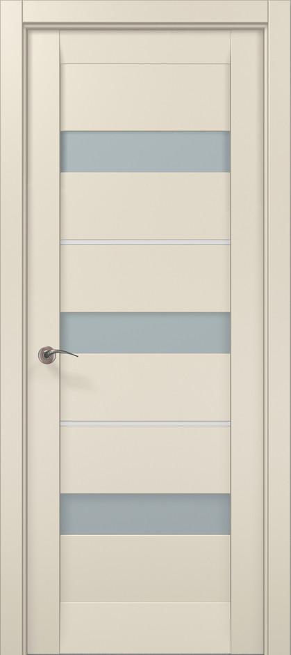 Двері Папа Карло, Полотно, Millenium, модель ML-42 AL