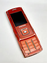 Мобильный телефон Samsung SGH-E900 б.у.