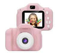 Цифровой детский фотоаппарат KIDS Camera GM14 с записью видео Х-200
