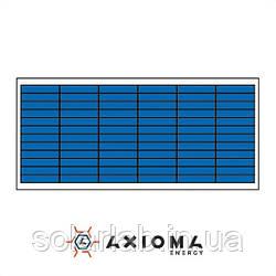 Солнечная батарея  65Вт, поликристаллическая AX-65P, AXIOMA energy