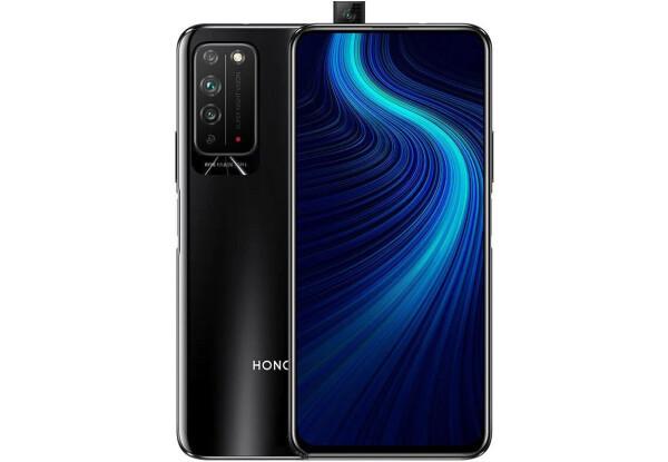 Смартфон Huawei Honor X10 6/64Gb BlackHiSilicon Kirin 820 4300 мАч