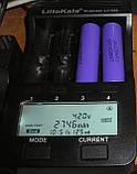Аккумулятор высокотоковый 18650 LG INR 18650 M26 3,6V 2600mAh 10A ( 20А) с лепестками под пайку., фото 4