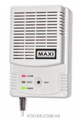 Сигнализатор газа (метан, пропан-бутан, угарный газ, с выходом под клапан) MAXI/К