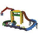 Железная дорога Чаггингтон Грузовая станция с Коко на батарейках Chuggington LC54260, фото 2