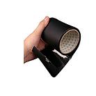 ОПТ ОПТ Водонепроникна ізоляційна клейка стрічка скотч 10х150 см Флекс тейп Flex Tape чорний, фото 2