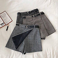 Теплые женские шорты