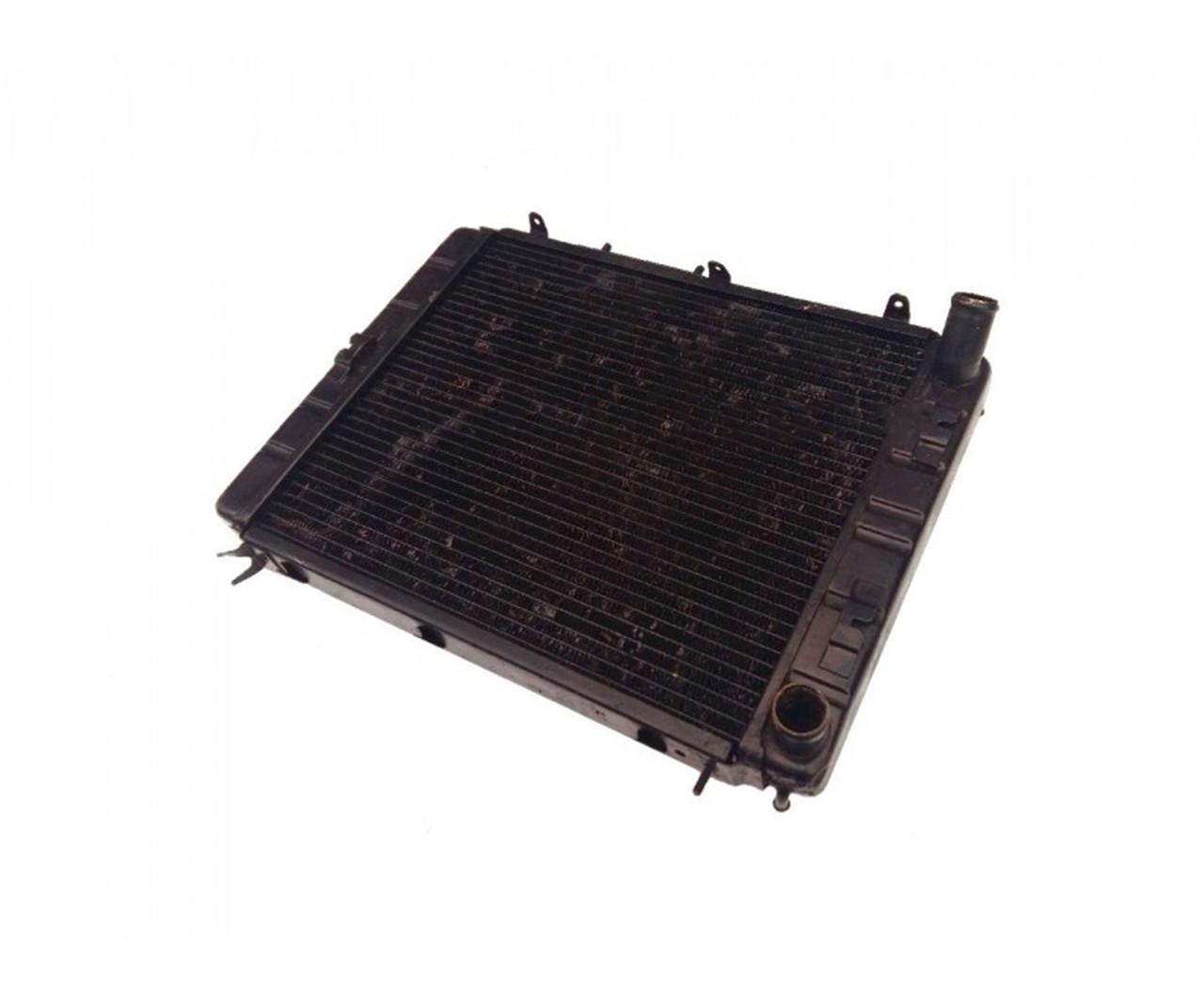 Радиатор охлаждения Москвич 2141 реставрированный