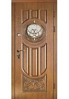 Дверь входная с ковкой №11 модель 317