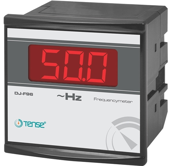 Частотомер 1-400 Гц электронный  врезной 96х96 в щит шкаф