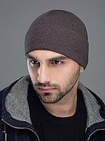 """Комплект шапка и шарф вязаные """"Централ"""" грильяж 906945-4"""