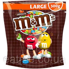 M&M's Choco Шоколадные драже 300g