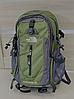 Рюкзак туристический городской  The North Face(332)зеленый (47×40×17см)40л.спорт