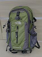 Рюкзак туристический городской  The North Face(332)зеленый (47×40×17см)40л.спорт, фото 1