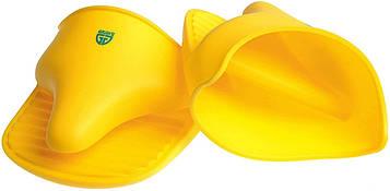 Силиконовые прихватки Gräwe 2 шт, желтые