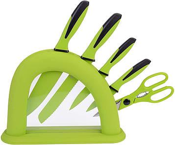Набор ножей Gräwe Cleancitchen из 5 предметов, зеленый