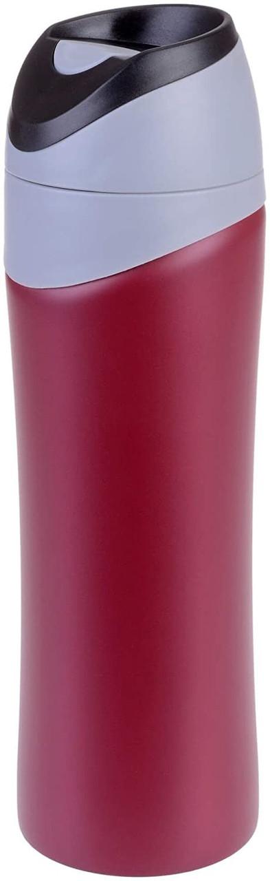 Термокружка Gräwe 0,4 л, из нержавеющей стали, герметичная, цвет красный