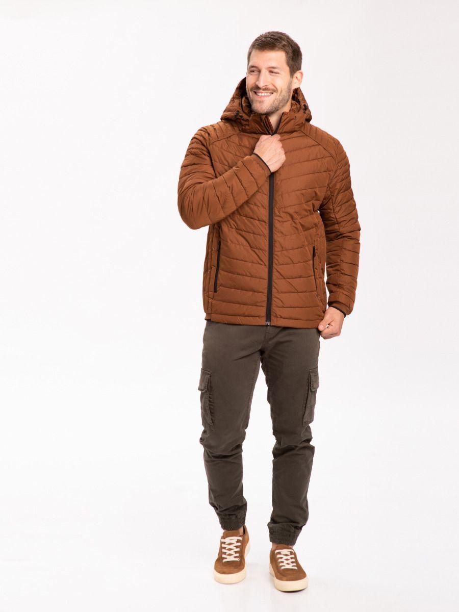 Демисезонная мужская куртка Volcano J-Avil M06109-510