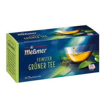 Чай зеленый Мессмер ( Meßmer  - Messmer ) 25 пакетиков
