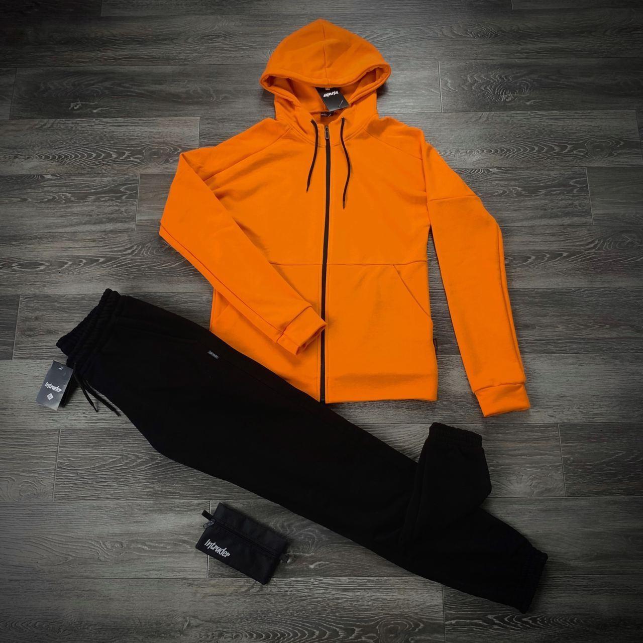 Костюм оранжевый-черный Intruder 'Cosmo'