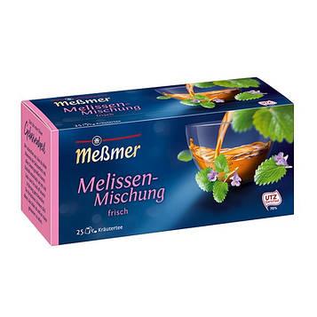 Чай Мессмер ( Meßmer  - Messmer ) травяной чай мелисса мята анис 25 пакетиков