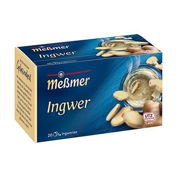 Чай травяной Мессмер ( Meßmer  - Messmer ) имбирь 20 пакетиков