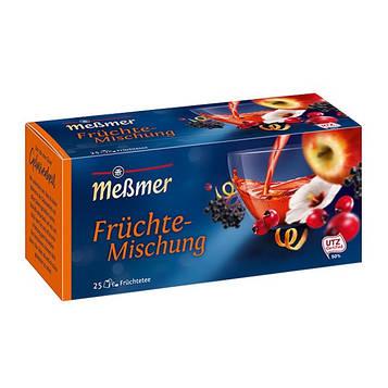 Чай фруктовый Мессмер ( Meßmer  - Messmer ) фруктовый микс 25 пакетиков