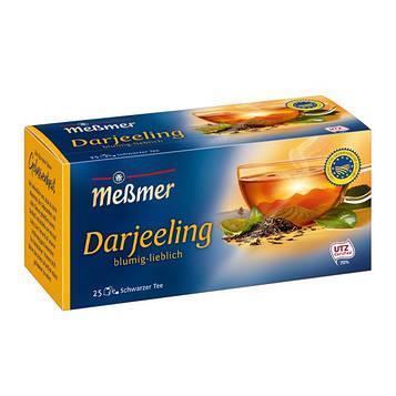 Чай черный Мессмер ( Meßmer  - Messmer ) Дарджилинг 25 пакетиков