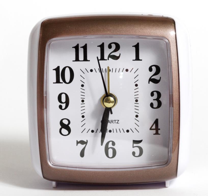Настольные часы, будильник XINDA-791