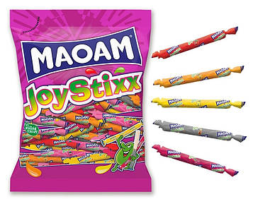Жевательные конфеты HARIBO Maoam Joystixx разные вкусы 325 г