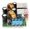 Понижуючий перетворювач DC-DC на 4 USB порту. 9-40В на 5В 5А, фото 3