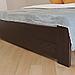 Кровать деревянная двуспальная Геракл с низким изножьем (массив бука), фото 4