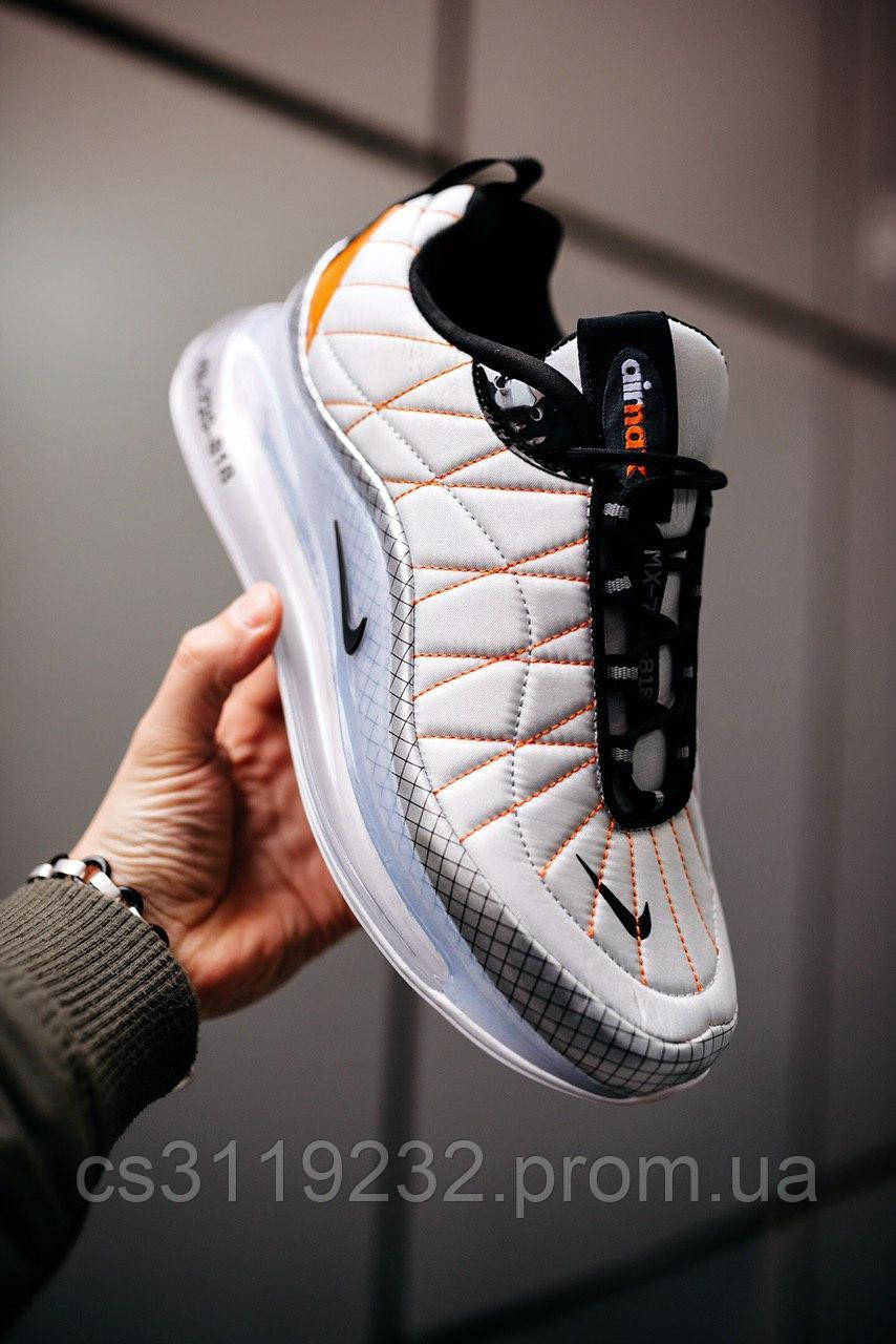 Мужские демисезонные кроссовки Nike Air Max 720-98 (термо) (светло-серые)