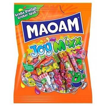 Жевательные конфеты HARIBO Maoam JoyMixx разные вкусы 400 грамм
