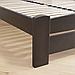 Кровать деревянная двуспальная Дональд Maxi (массив бука), фото 6