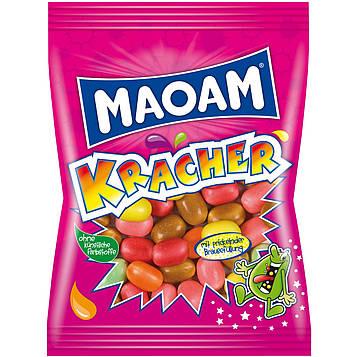 Жевательные конфеты HARIBO Maoam Kracher 200 грамм