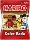 Цукерки жувальні мікс HARIBO Phantasia , Goldbären, Color-Rado, Happy-Cola, Kinder Schnuller 5 шт. * 200 грам, фото 2