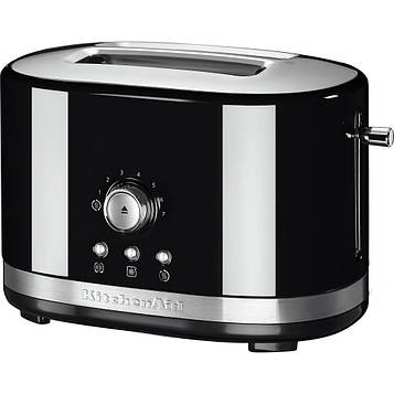 Тостер KitchenAid KitchenAid 5KMT2116EOB (черный)