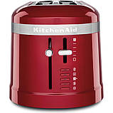 Тостер KitchenAid KitchenAid 5KMT5115EER (красный), фото 2