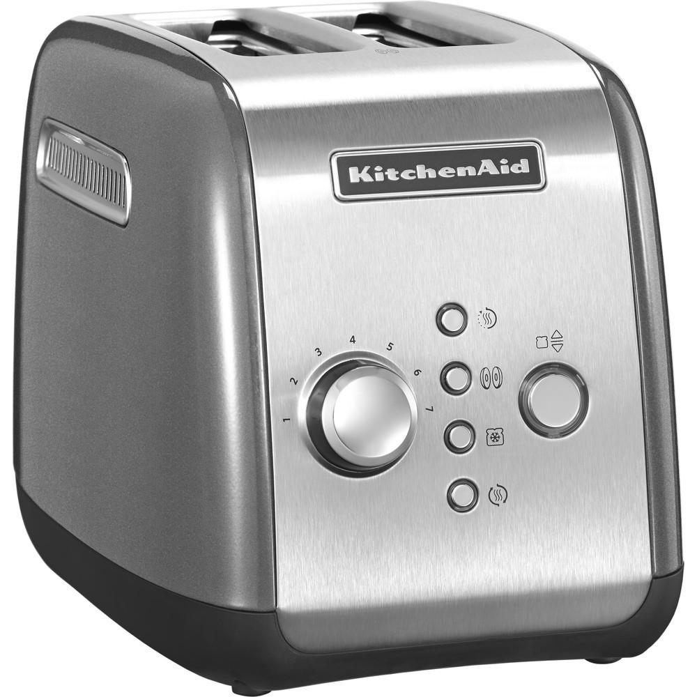 Тостер KitchenAid KitchenAid 5KMT221ECU (сріблястий)