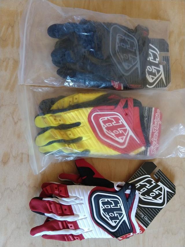 Перчатки велосипедные для мотокросса TLD