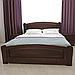 Ліжко дерев'яне двоспальне Едель (масив бука), фото 2