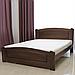 Ліжко дерев'яне двоспальне Едель (масив бука), фото 3