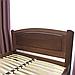 Ліжко дерев'яне двоспальне Едель (масив бука), фото 6