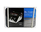 Рахункова машинка для грошей Bill Counter 5800MG (4319), фото 4