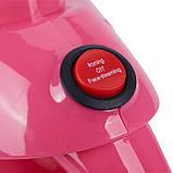 Вертикальный отпариватель ручной Domotec MS 5360 Pink (6720), фото 6