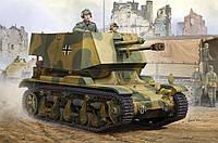 Модель САУ 4.7 cm Pak(t) Sfl.auf Fgst. Pz.Kpfw.35 R 731(f) 1/35