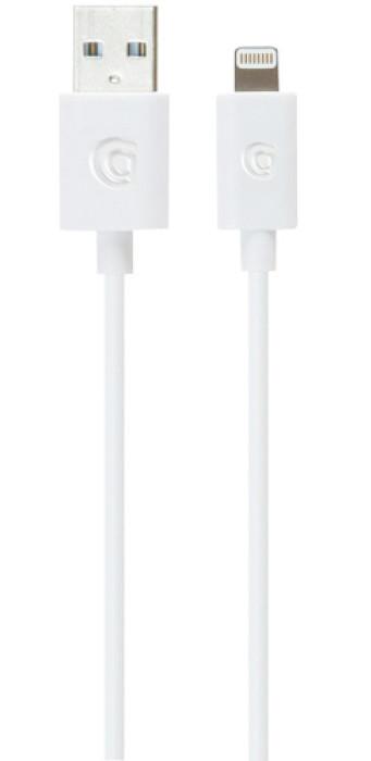 USB кабель шнур для iPhone Griffin Lightning кабель для зарядки айфона 2 метра Белый