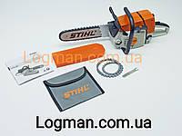 Іграшкова мотопила Stihl (04649340000)бензопила дитяча на батарейках Штиль