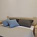 Ліжко дерев'яне двоспальне Каспер (масив бука), фото 4