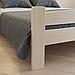 Ліжко дерев'яне двоспальне Каспер (масив бука), фото 6